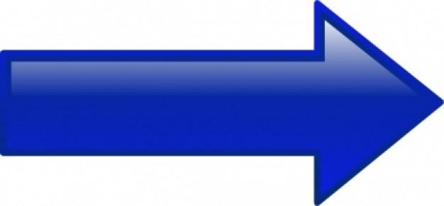 clip-de-flecha-derecha-azul-del-arte_427422