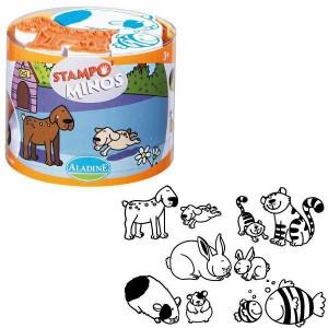 Stampominos_animales