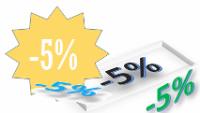 Descuento del 5%